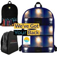 Ad we've got your back backpacks