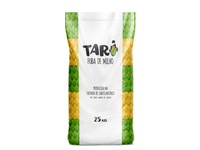 Tari cornflour logo and packaging