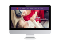 Hospice website on mac