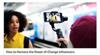 Change influencers