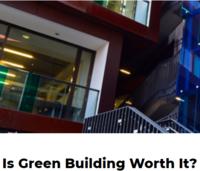 Green building worth it