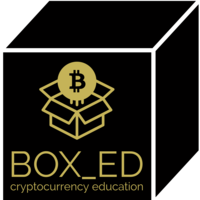 Logo bitcoin solid gold on black