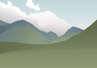 Landscape illustration 02