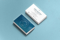 Vitamin sea business card mock up