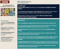 Bbc world service case