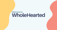 Wholehearted homepage snippet
