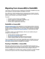 Migrating from amazonmq to rabbitmq page 1