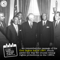 Otd civil rights act 1957