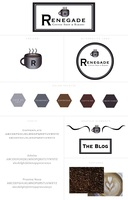 Renegade branding style board jpg