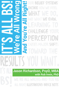 Dr. Jason Richardson, PsyD, MBA, Author, Speaker logo