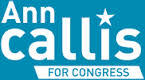 Ann Callis for Congress logo
