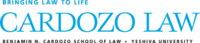Cardozo School of Law logo