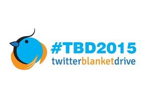 Twitter Blanket Drive logo