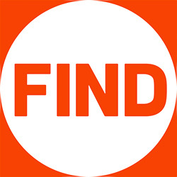 TheFind (acquired by Facebook 3/15) logo