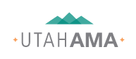 Utah AMA  logo