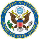 U.S. Department of State Office to Monitor and Combat Human Trafficking logo