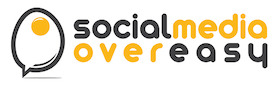 Social Media Over Easy logo
