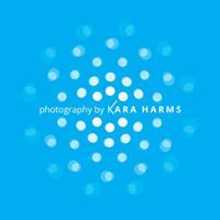 Photography by Kara Harms logo