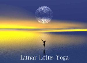 Lunar Lotus Yoga logo