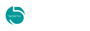 5 Degrees North logo