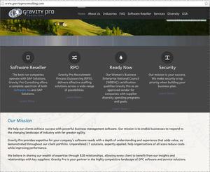Gravity Pro Consulting logo