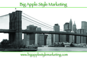 Big Apple Style Marketing logo