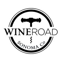 Wine Road, Northern Sonoma County logo
