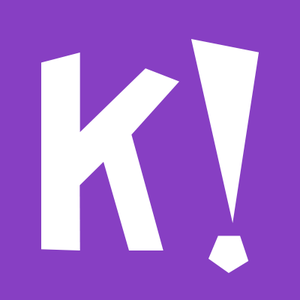 Kahoot! (GetKahoot.com) logo