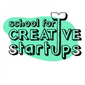 School for Creative Startups logo