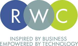 Roenzer White Consulting [RWC] logo