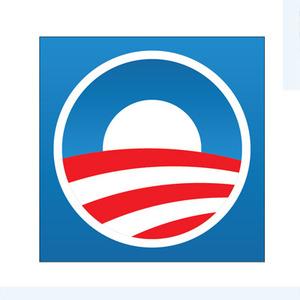 Obama for America. logo