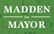 Madden for Mayor Campaign logo