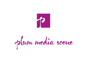 Plum Media Scene logo