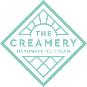 The Creamery Ice Cream Company logo