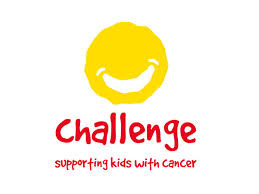 Challenge - Supporting Children with Cancer logo