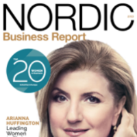 Nordic Business Report logo
