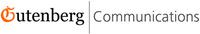 Gutenberg Communications  logo