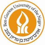 Ben Gurion University  logo