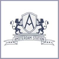 Amsterdam Station logo