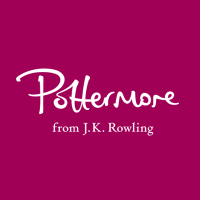 Pottermore from J.K. Rowling logo