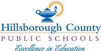 Hillsborough County Schools logo