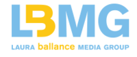 Laura Ballance Media Group logo