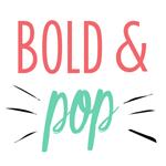 Bold & Pop logo