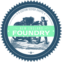 New England Foundry logo