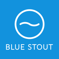 Blue Stout logo