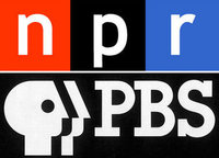 NPR and PBS: North Texas Public Broadcasting logo