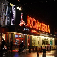 Duke's at Komedia - Picturehouses Cinema Network logo