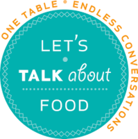 Let's Talk About Food Festival  logo