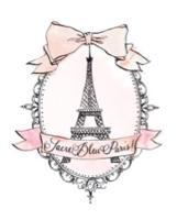 Sacrebleu Paris logo