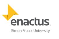 Enactus Simon Fraser University logo